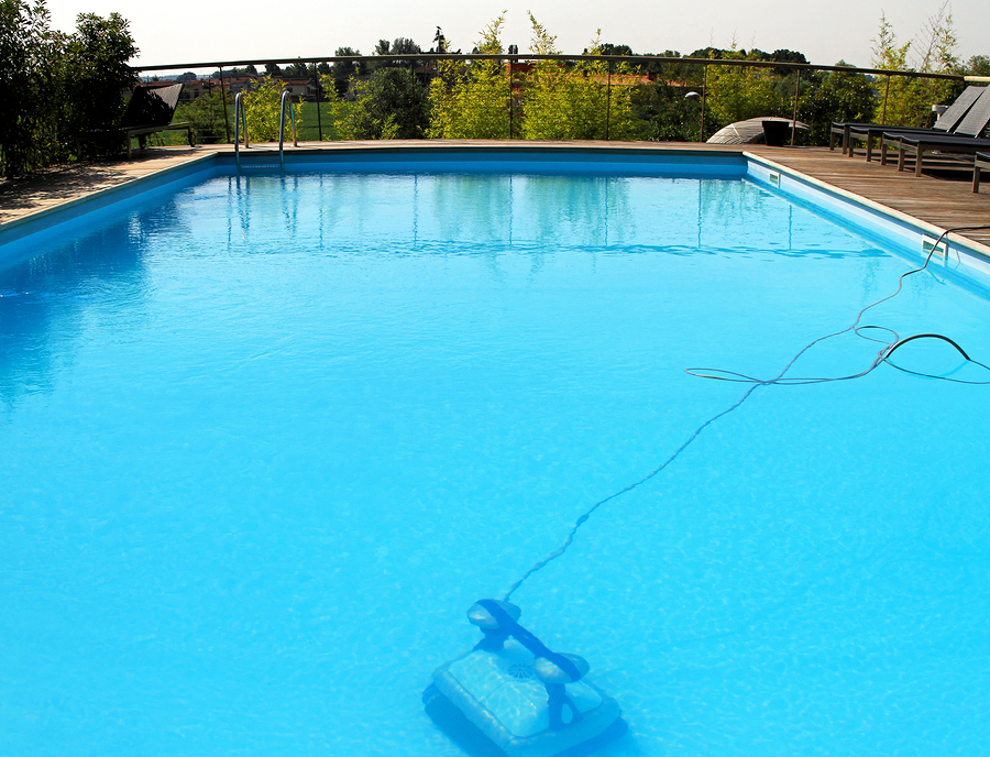 Get A Pool Cleaning System